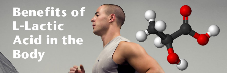 Benefits of L-Lactic Acid in the Body