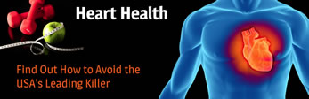 Heart Health: Find Out How to Avoid the USA's Leading Killer