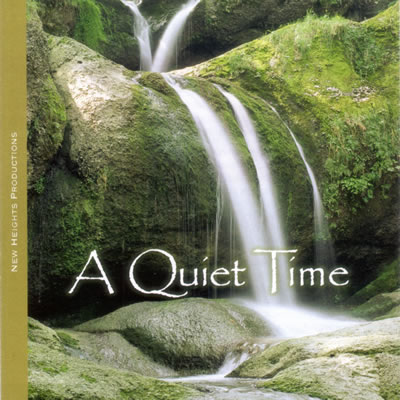 CD Cover, A Quiet Time
