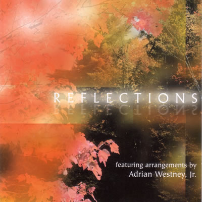 CD Cover, Reflections